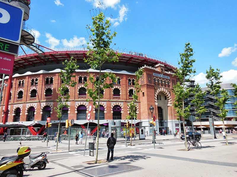 centre commercial las arenas