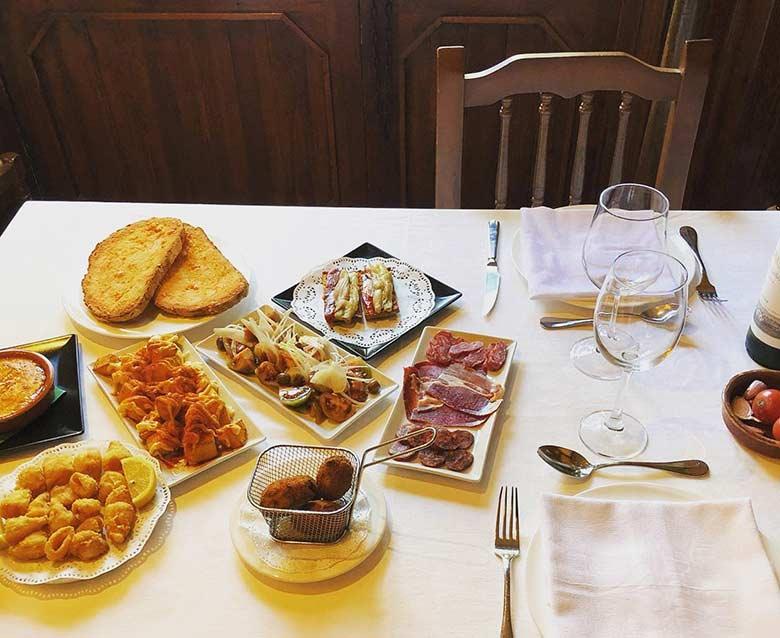 restaurant poble espanyol