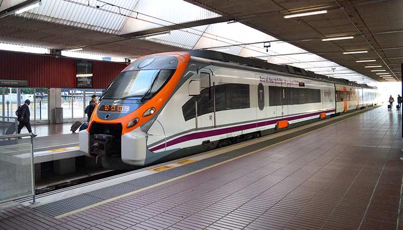 train navette aeroport barcelone