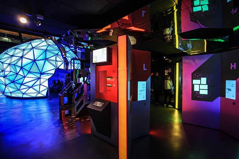 Musee des Sciences CosmoCaixa Barcelone