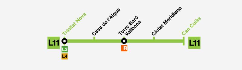 metro barcelona l11