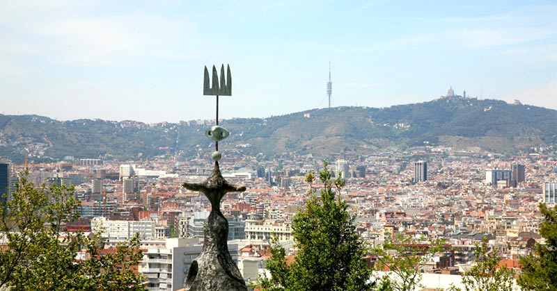 fondation miro barcelone