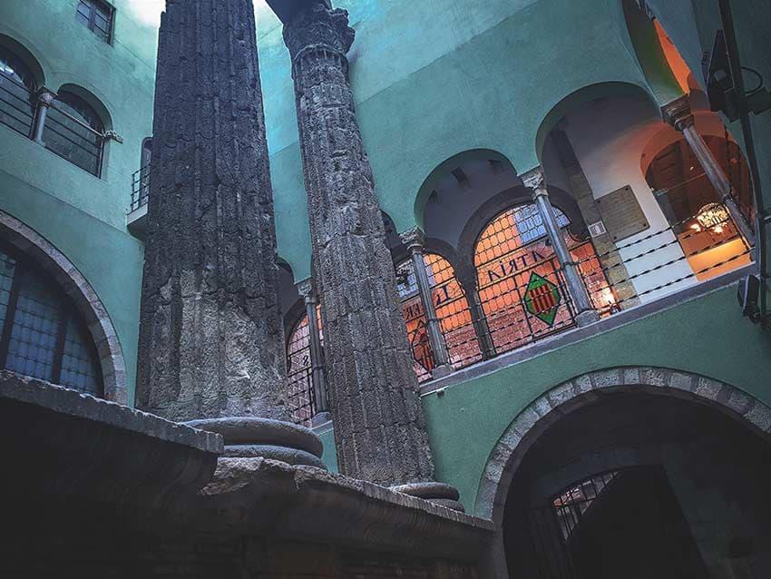Visite du quartier Gothique de Barcelone