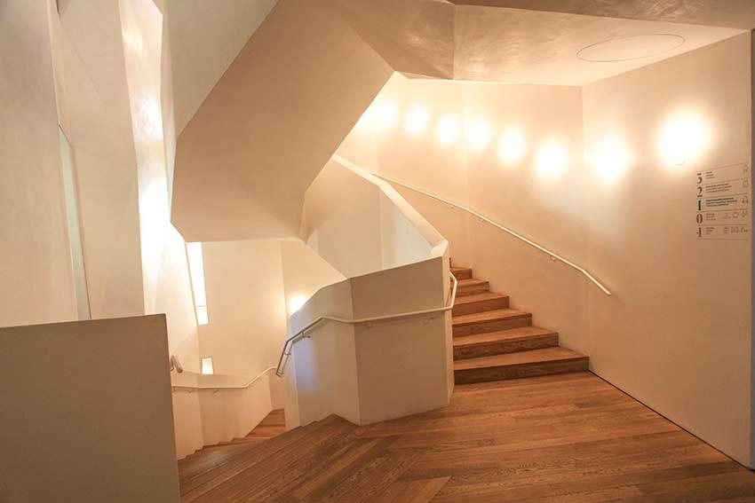 ticket casa vicens escalier