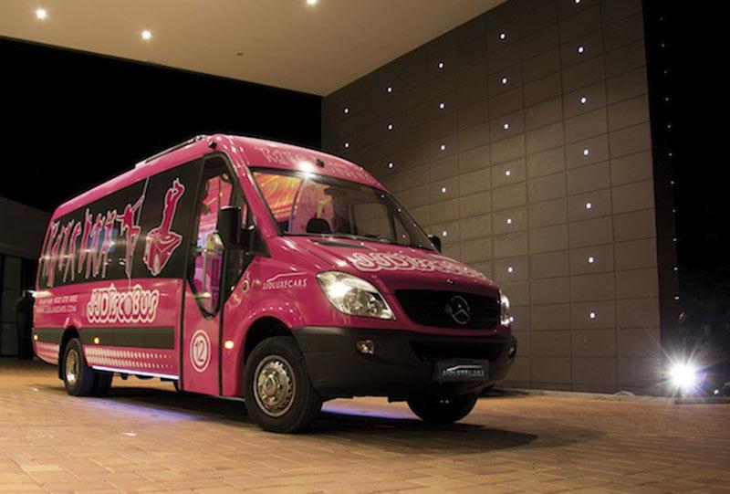 limousine barcelone limobus