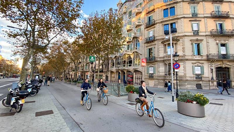 visiter barcelone en velo