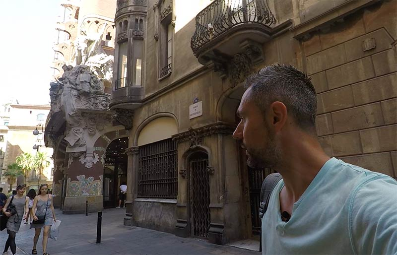 Palais Musique Catalane vicente