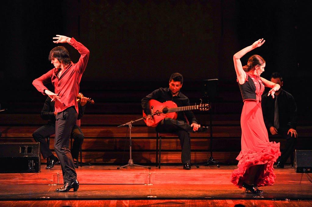 Flamenco Palais Musique Catalane