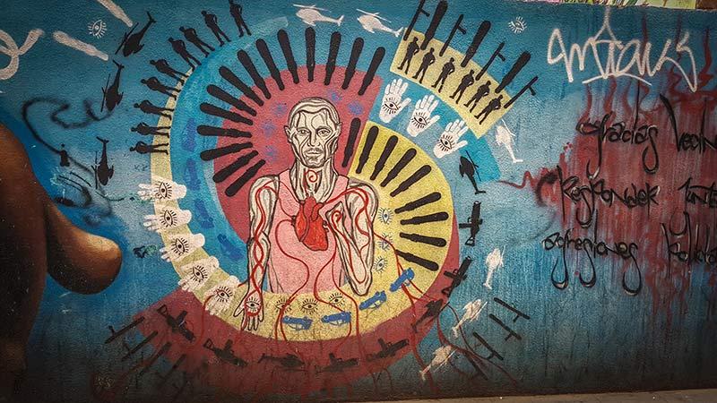 street art barcelone