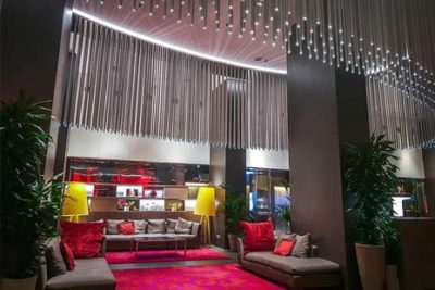 hotel barcelone luxe