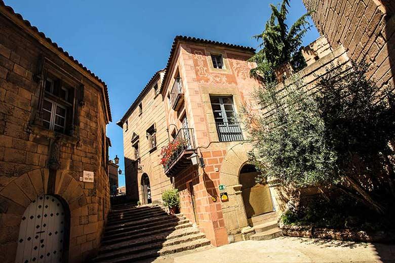 poble espanyol barcelone