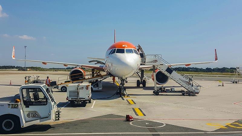 Aeroport El Prat de Barcelone