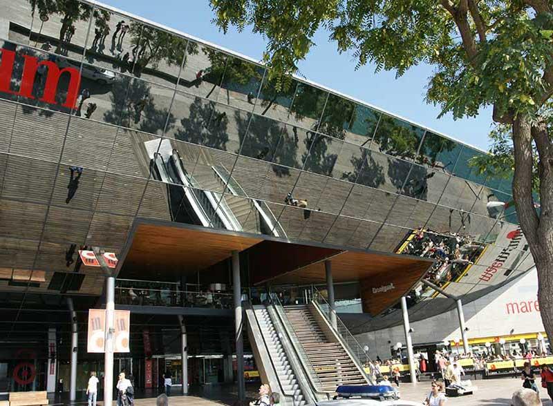 centre commercial maremagnum