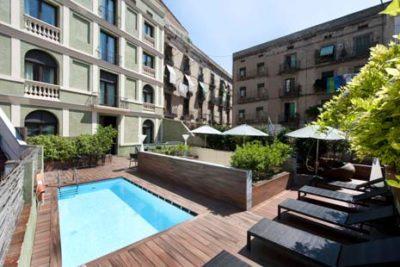 hotel barcelone quartier gothique