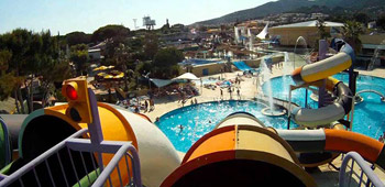 illa fantasia parc aquatique barcelone