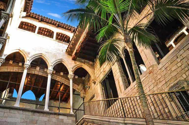 musee picasso de barcelone