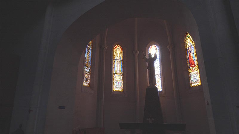 temple tibidabo sagrat cor