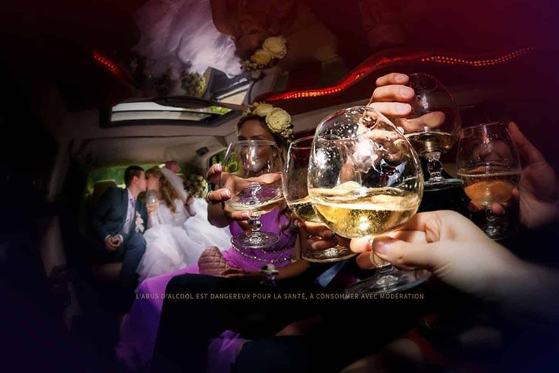 limousine barcelone fiesta