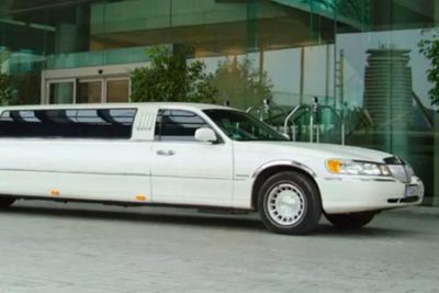 limousine 8 personnes