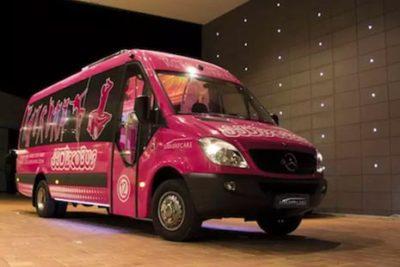 limobus barcelone