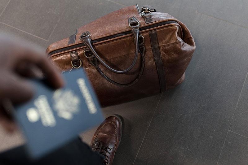 avion vol bagage