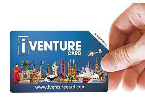 iventure card