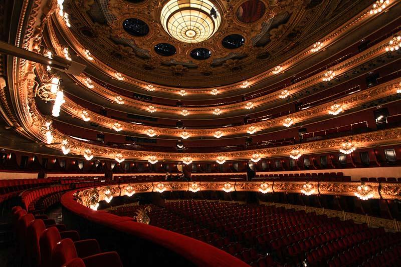 teatre liceu barcelone
