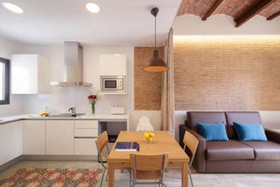 appartement location sagrada familia