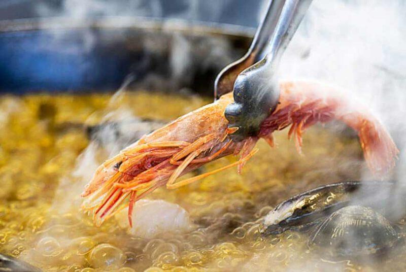 meilleure paella barcelone