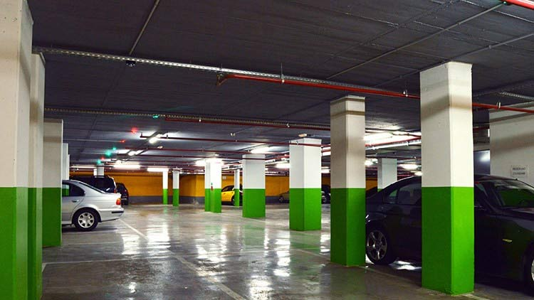 parking poble espanyol barcelone