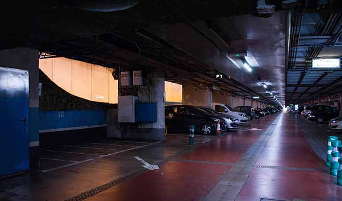 parking barcelone