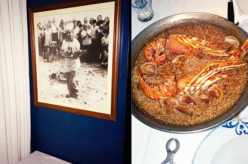 restaurant paella barcelone
