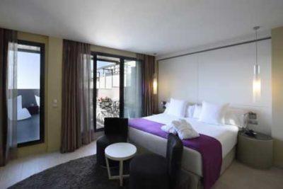 hotel montjuic