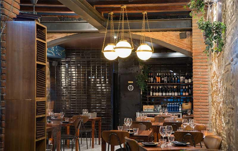 restaurant tapas barcelone
