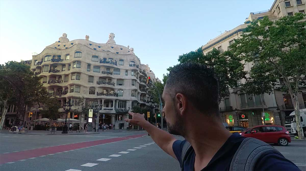 visiter barcelone vicente